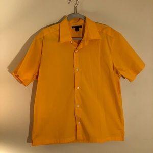 Banana republic men's short sleeve shirt
